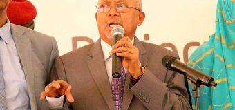 Warshad Badroolka Sifeysa oo Maanta La Dhagax Dhigay Magalada Berbera ee Maamulka Somaliland.