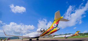 Duulimaad Toos ah oo Bilaabyso Shirkadda Diyaaradaha ee Ugandha Airline Khad Isku Xira Bariga Africa.