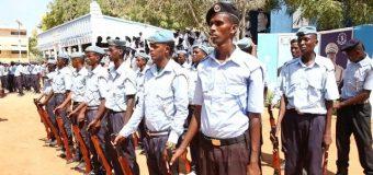 Imtixaanka Shahaadiga ee Dugsiyada Sare oo Loo Diyaariyey Askar Ka Badan 1.600 Askeri.