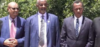 Wafdi Ka Socdey Somaliland oo Maanta Hargeysa Ku Laabtey Kana Jawaabey Kulamo ay Nairobi Kula Yeesheen Madax Kala Duwan.