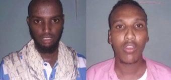 Hay'ada Nabad Sugida Somalia Ee NISA Oo Soo Bandhigtay 2-Sarkaal Oo Ka tirsanaa Al-shabaab.