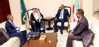 Somaliland oo uu Maanta Gaarey Safiirka Dalka Sucuudiga U Fadhiya Soomaaliya iyo Kulan uu La Yeeshay Muuse Biixi.