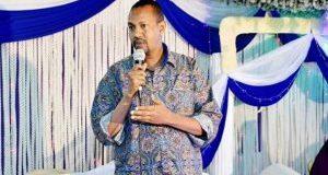 Ciidamada Sirdoonka Dalka Kenya Oo Xabsiga U Taxaabay  Dr. Ibraahim Bursaliid.