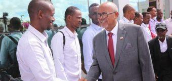Maamulada Puntland Iyo Somaliland Oo Maxaabiis Kala Wareejistay (Daawo Sawiro)