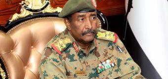 Abdel Fattah Burhan Janenka Sudan Hugaamiya oo Sheegay In ay Diyaar U Yihiin Wadahadalo ay La Galaan Dibad Baxayaasha.